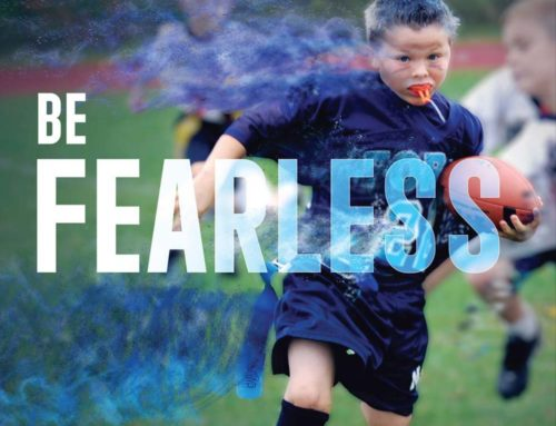Being FEARLESS – Becoming a LEADER